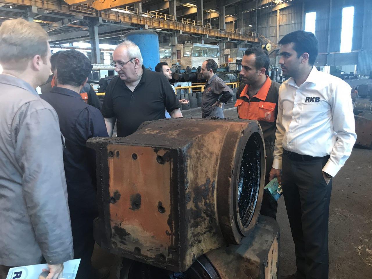 سمینارهای تیم RKB سوئیس در ایران