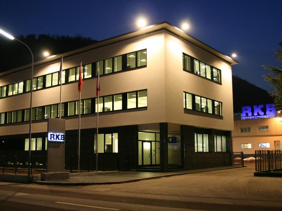 تصاویر سازمان اصلی RKB