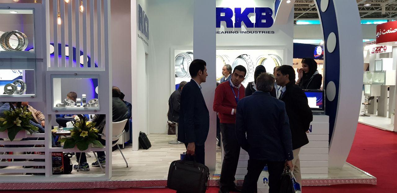 حضور کمپانی RKB در چهاردهمین نمایشگاه متافو